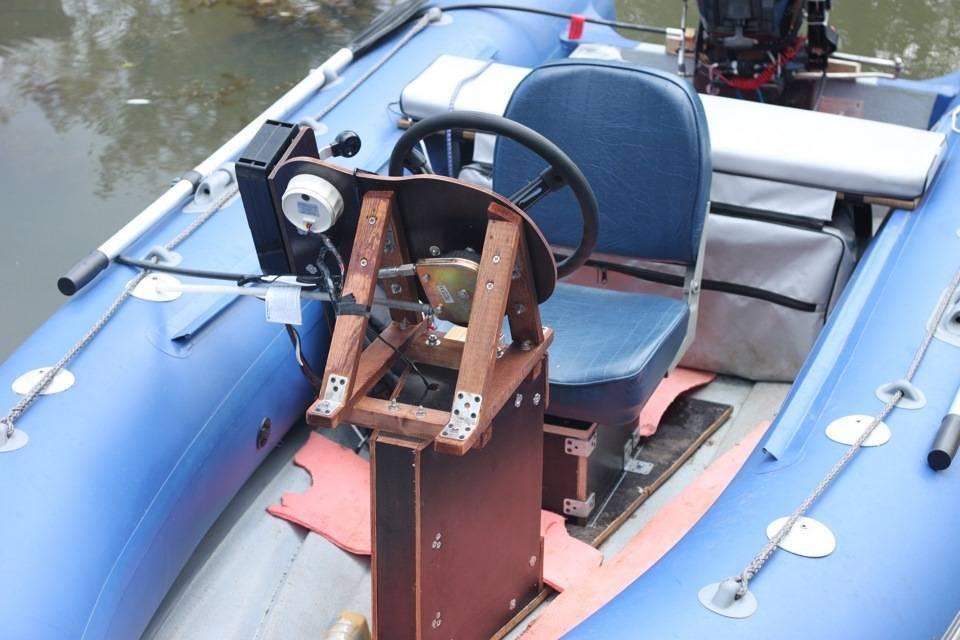 Рулевые консоли для лодок пвх: как выбрать, лучшие модели, изготовление своими руками
