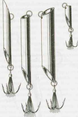 Блесна на щуку и окуня своими руками: как сделать из ложки и трубки