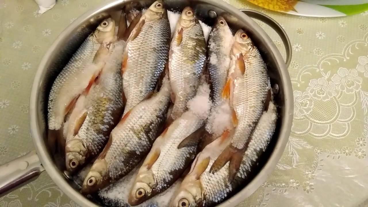 Таранка (таранька) – рецепт вяленной рыбы. кухня рыбака, рецепты для рыбаков.