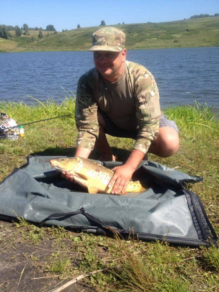 Рыбалка в алтайском крае
