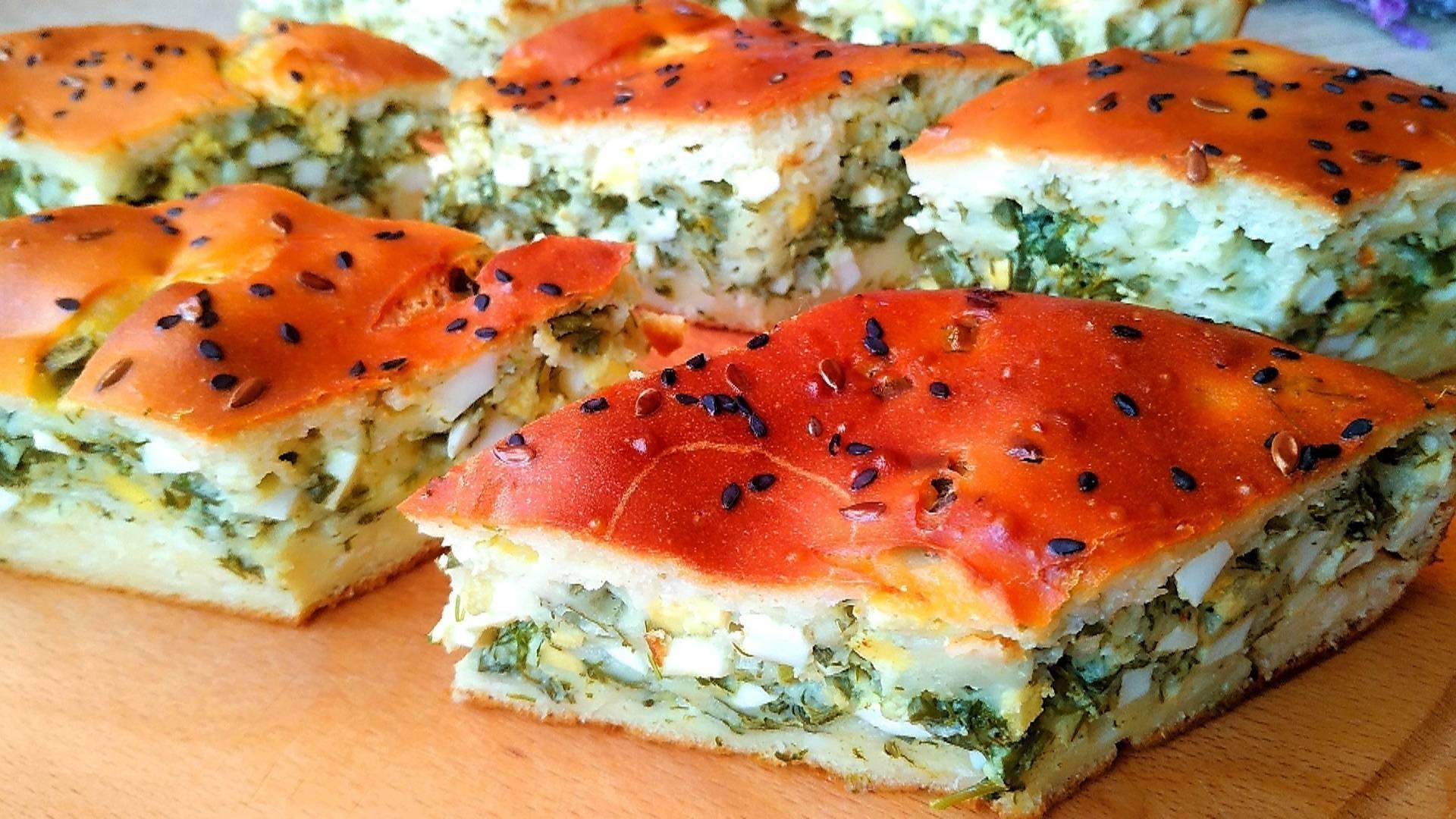Пирог с рыбой и рисом - вкусные рецепты удачного теста и аппетитной начинки