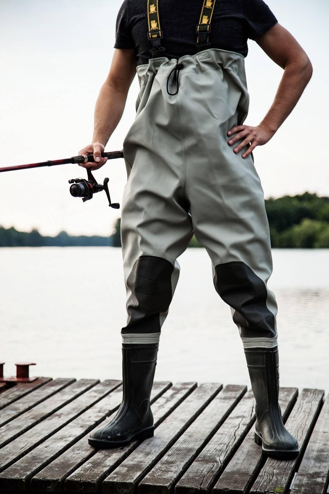 10 лучших фирм вейдерсов для рыбалки
