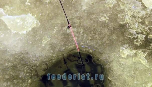 Зимний фидер - блог рыбака