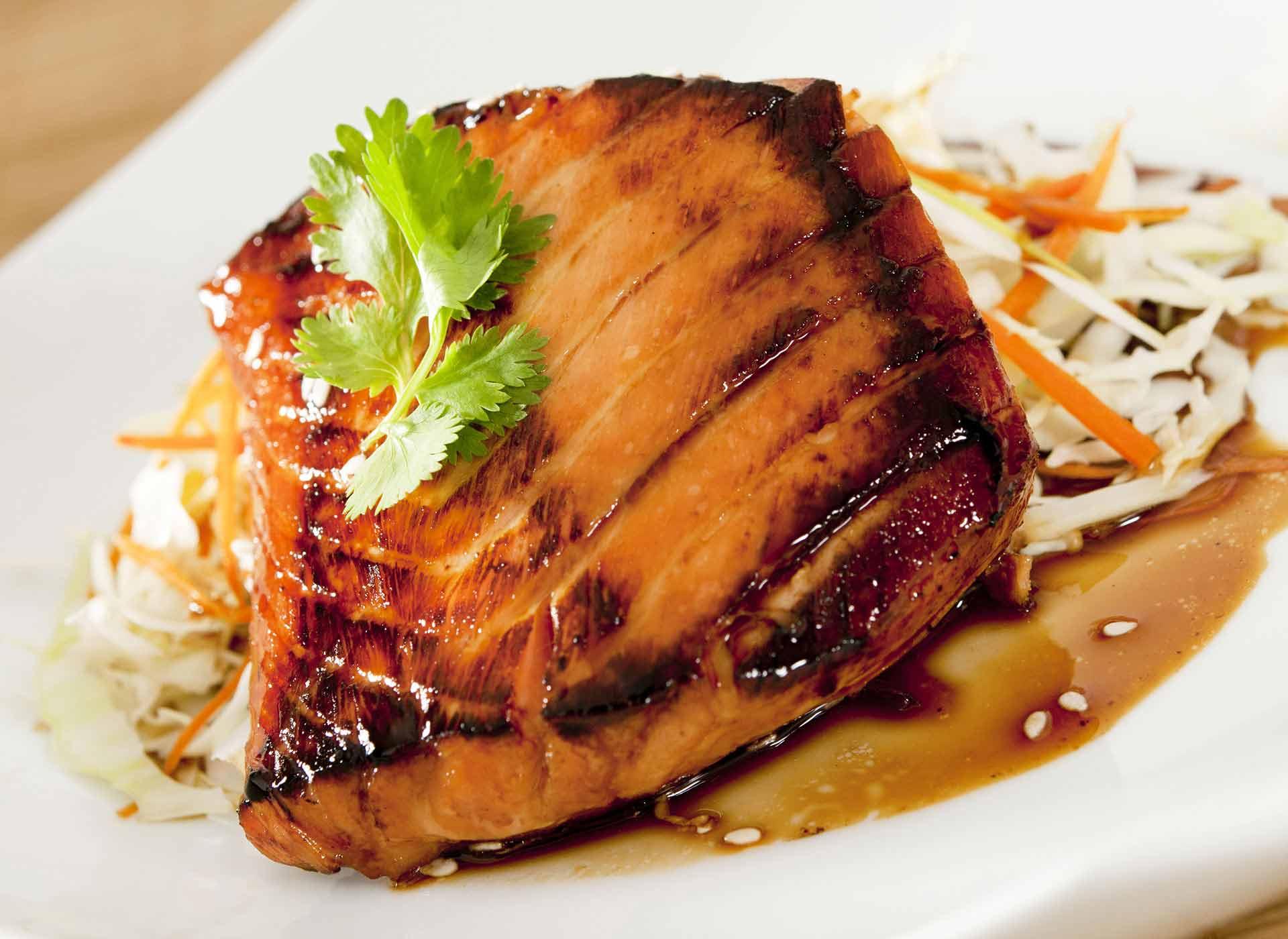 Топ 5 простых рецептов стейка из лосося