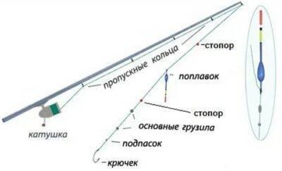 Леска на карася: диаметр, цвет, какую леску лучше использовать для ловли
