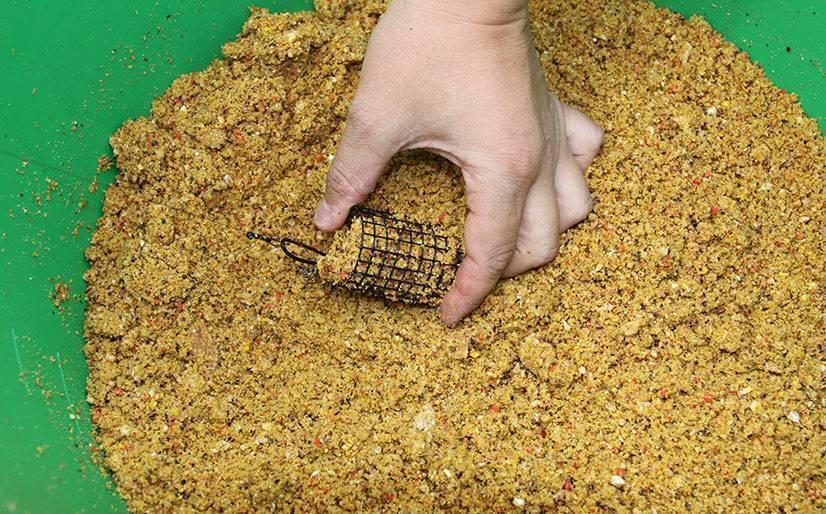 Прикормка для карпа своими руками - лучшие рецепты фидерной прикормки