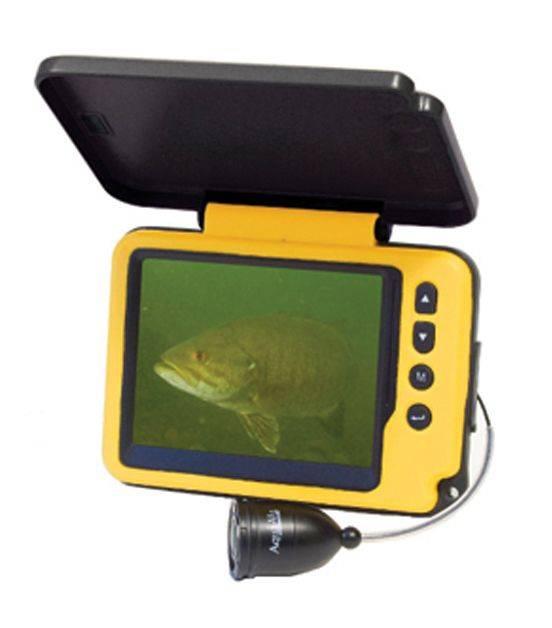 7 лучших подводных камер для рыбалки