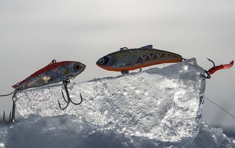Ловля щуки на ратлины зимой