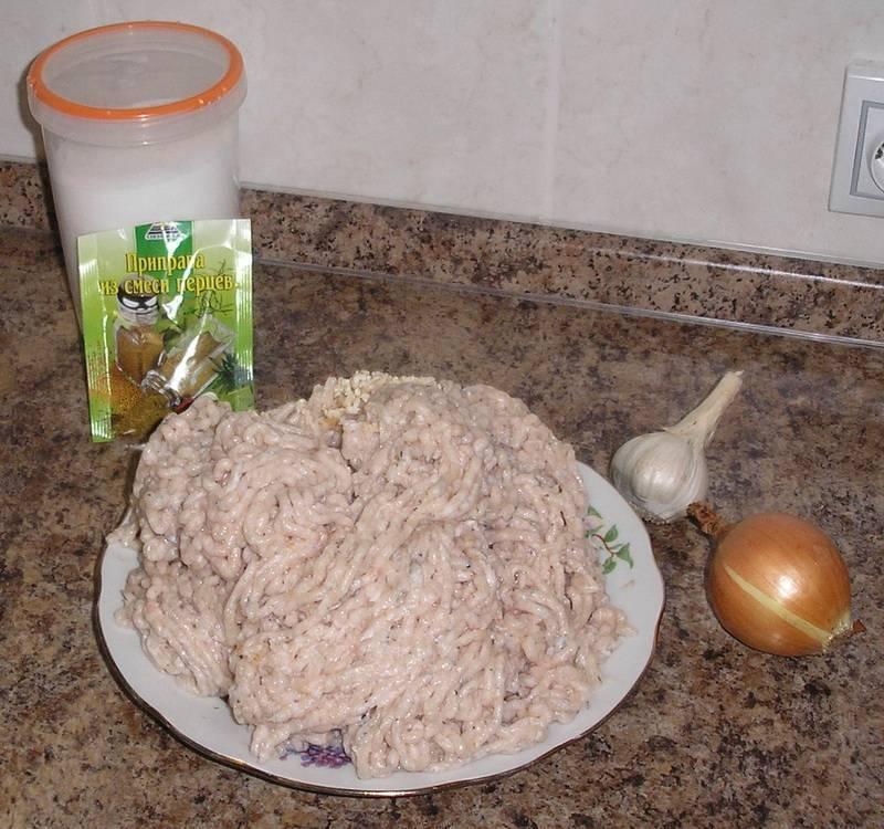 Котлеты из щуки с салом рецепт с фото пошагово - 1000.menu