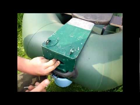 Транец для лодки - 95 фото + видео как купить или сделать своими руками