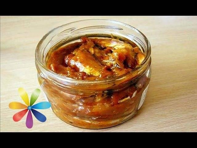 Домашние консервы из речной рыбы — 6 рецептов пальчики оближешь