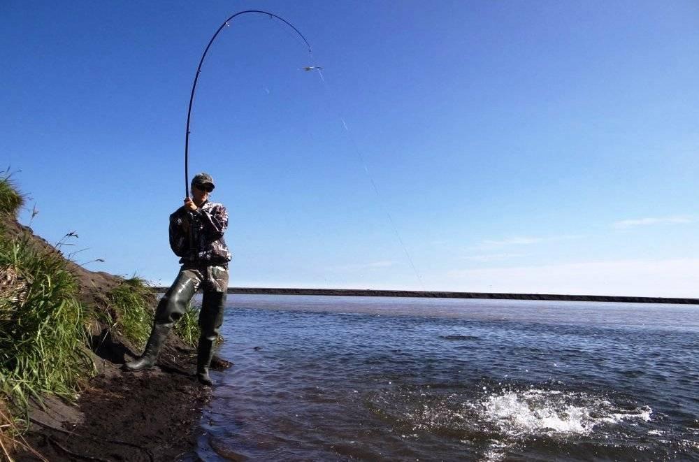 Рыбалка в Еврейской автономной области: лучшие места на карте