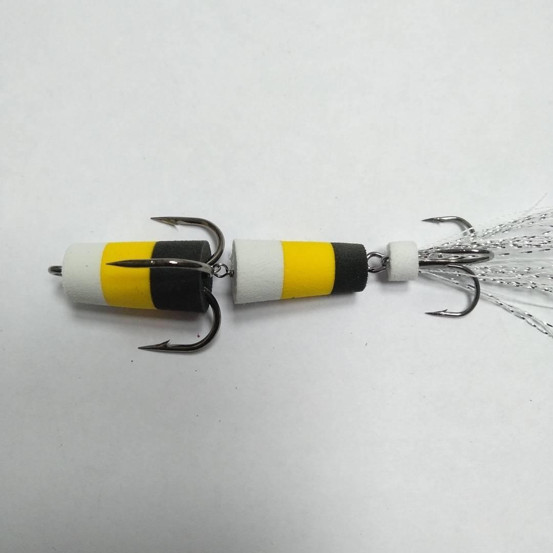 Мандула своими руками на судака, щуку: как сделать незацепляйку и ловить рыбу