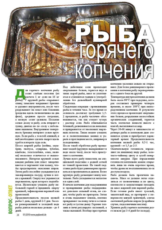 Какую рыбу лучше коптить горячим или холодным методом: покупка и обработка продукта