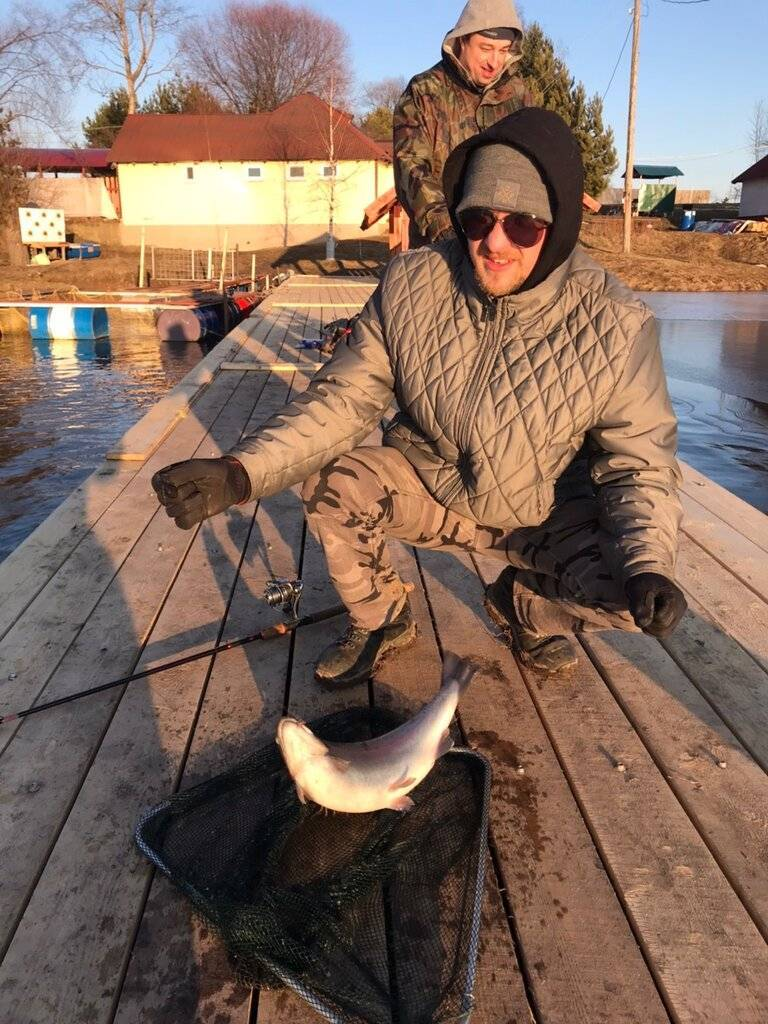 Места для рыбалки в тульской области - поискпути
