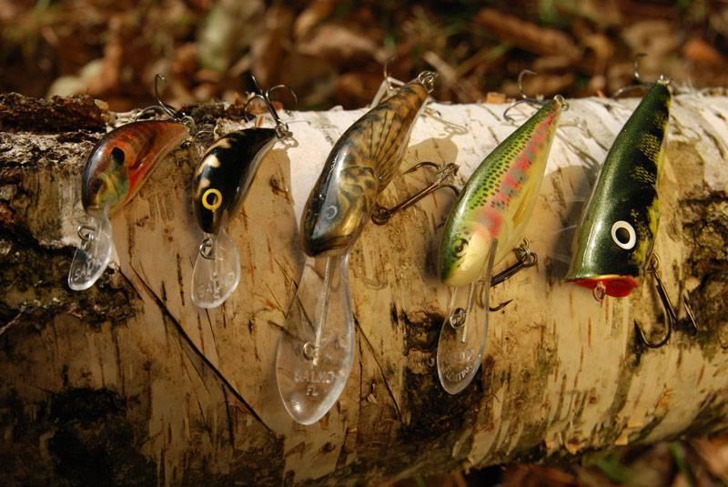 Приманки для спиннинга: виды и типы - приманки на щуку, окуня, судака