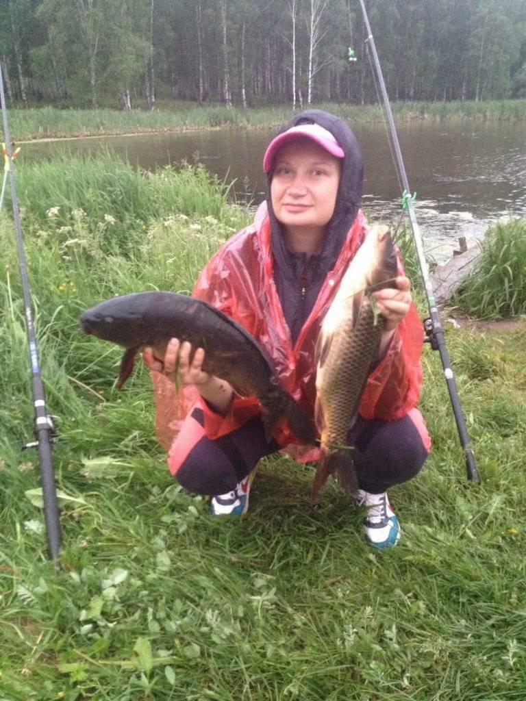 Рыбалка в свердловской области
