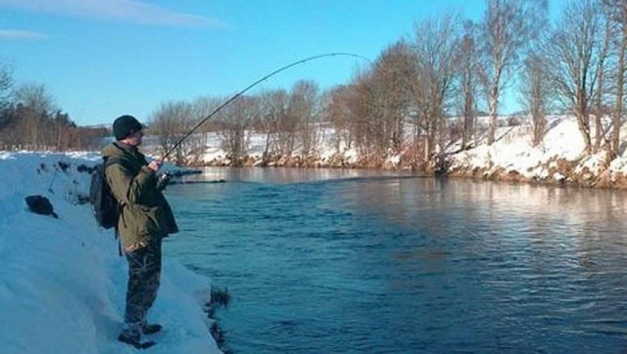 «высотный» джиг — ловля спиннингом взаброс с береговых круч реки