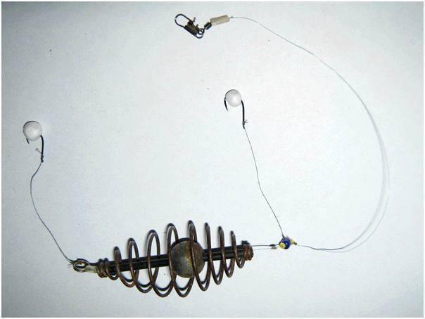 Донка на карася сулит богатый улов - устройство, техника ловли и сборка своими руками