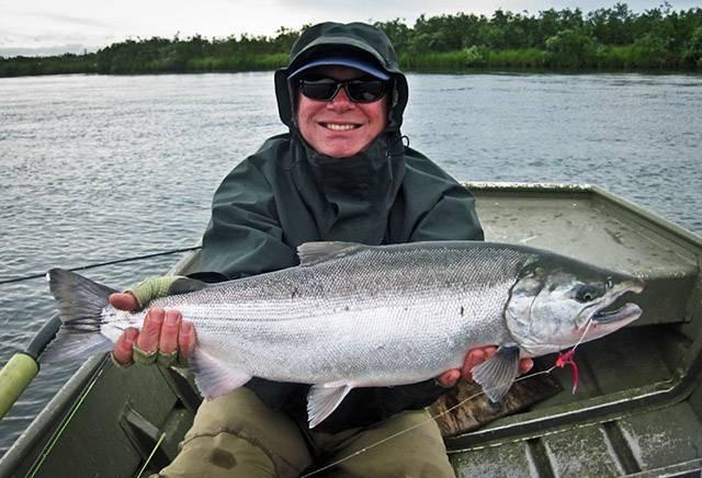 Кижуч: что за рыба, где водится, состав, калорийность, польза