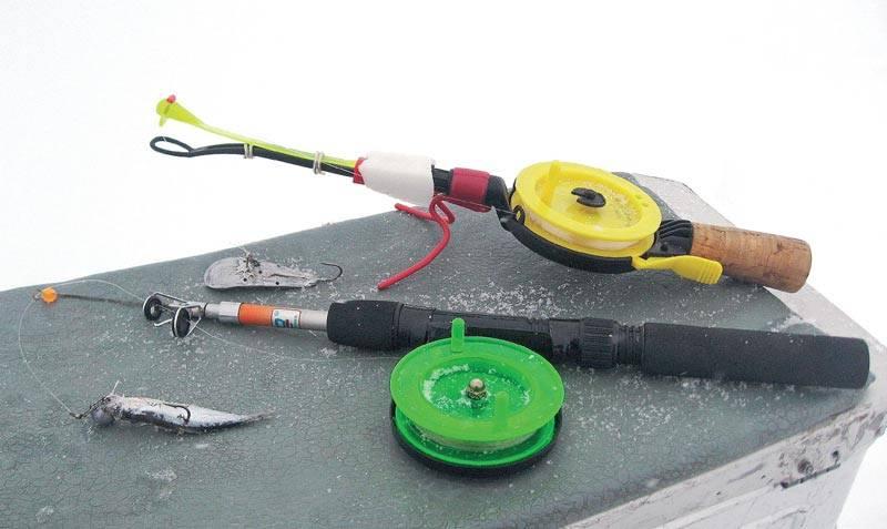 Снасти для зимней рыбалки: подбираем самые уловистые