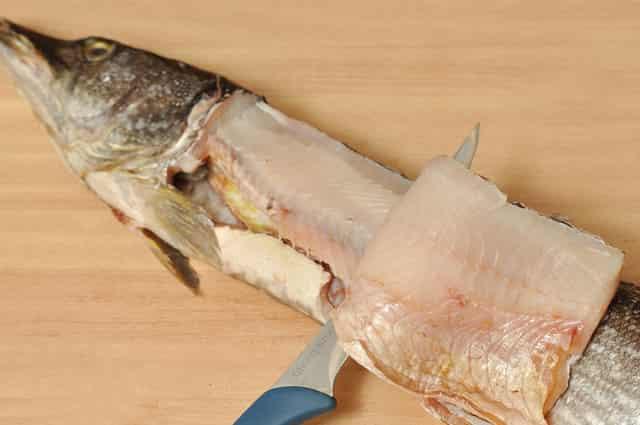 Как с щуки снять кожу секреты кулинарного мастерства
