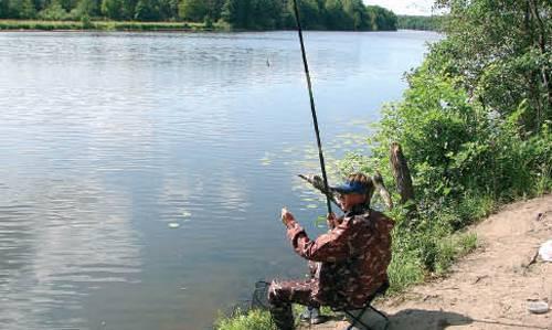 Рыбалка в нижегородской области (52) | карта рыболовных мест