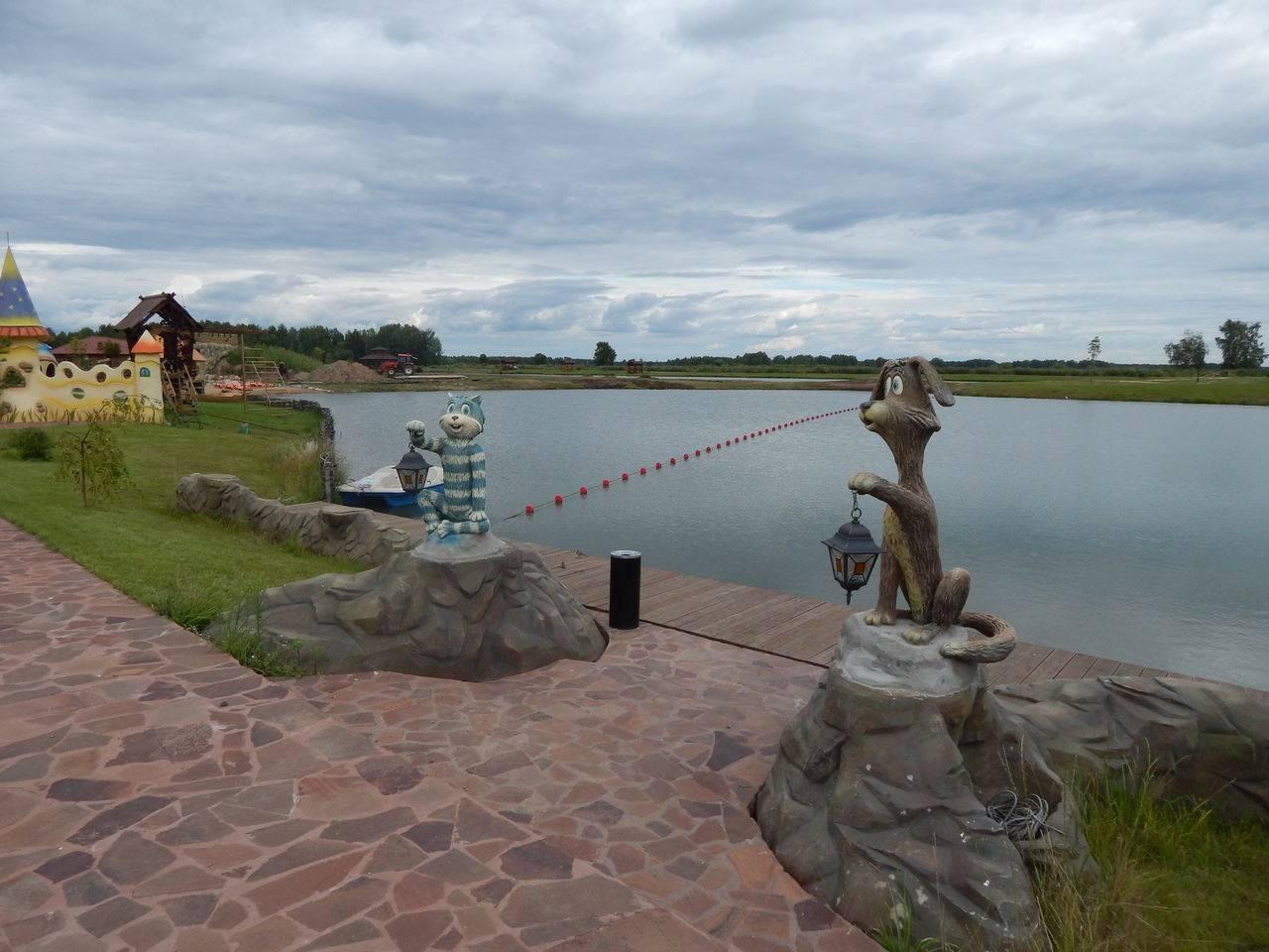 Ихтиолог - рыбалка в подмосковье. наши отзывы и фото рыболовной базы