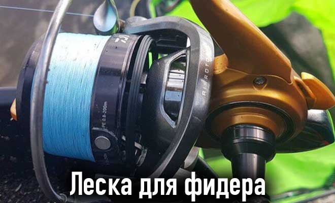 Правильная леска для рыбалки (зимней и летней) на спиннинг, фидер, поплавок