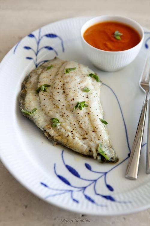 Белый соус к рыбе, рецепт приготовления классический