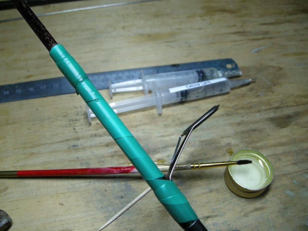 ✅ как починить вершинку спиннинга. сломался спиннинг – отремонтируй его своими руками - sundaria.su