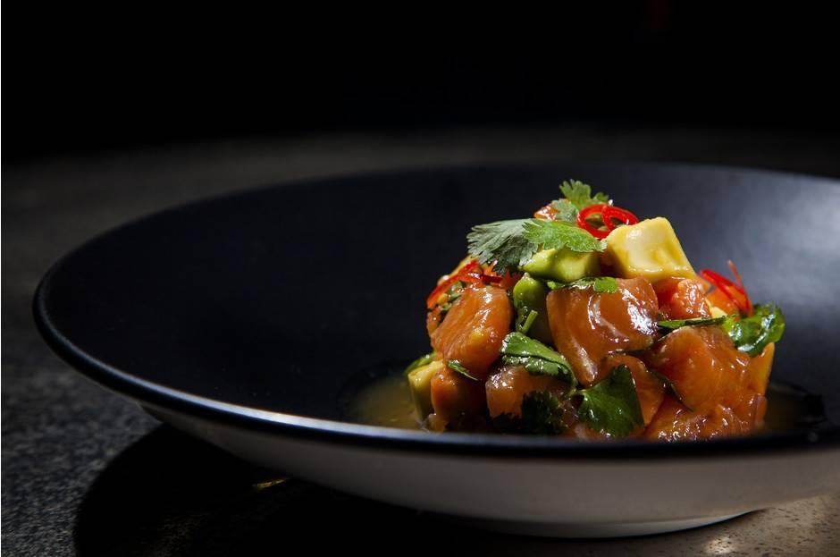 Севиче из лосося, что это такое, рецепт с фото пошагово