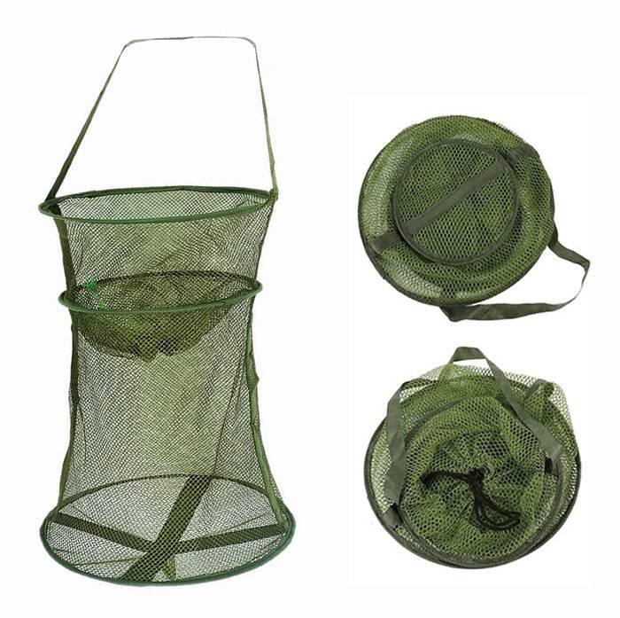 Садок для рыбы: виды садков, изготовление своими руками