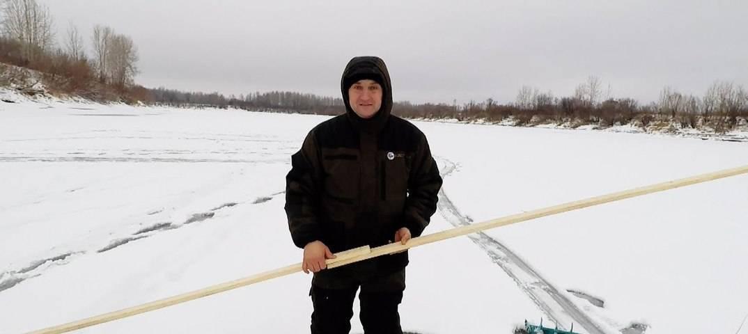 Косынка для зимней рыбалки: зачем она нужна?
