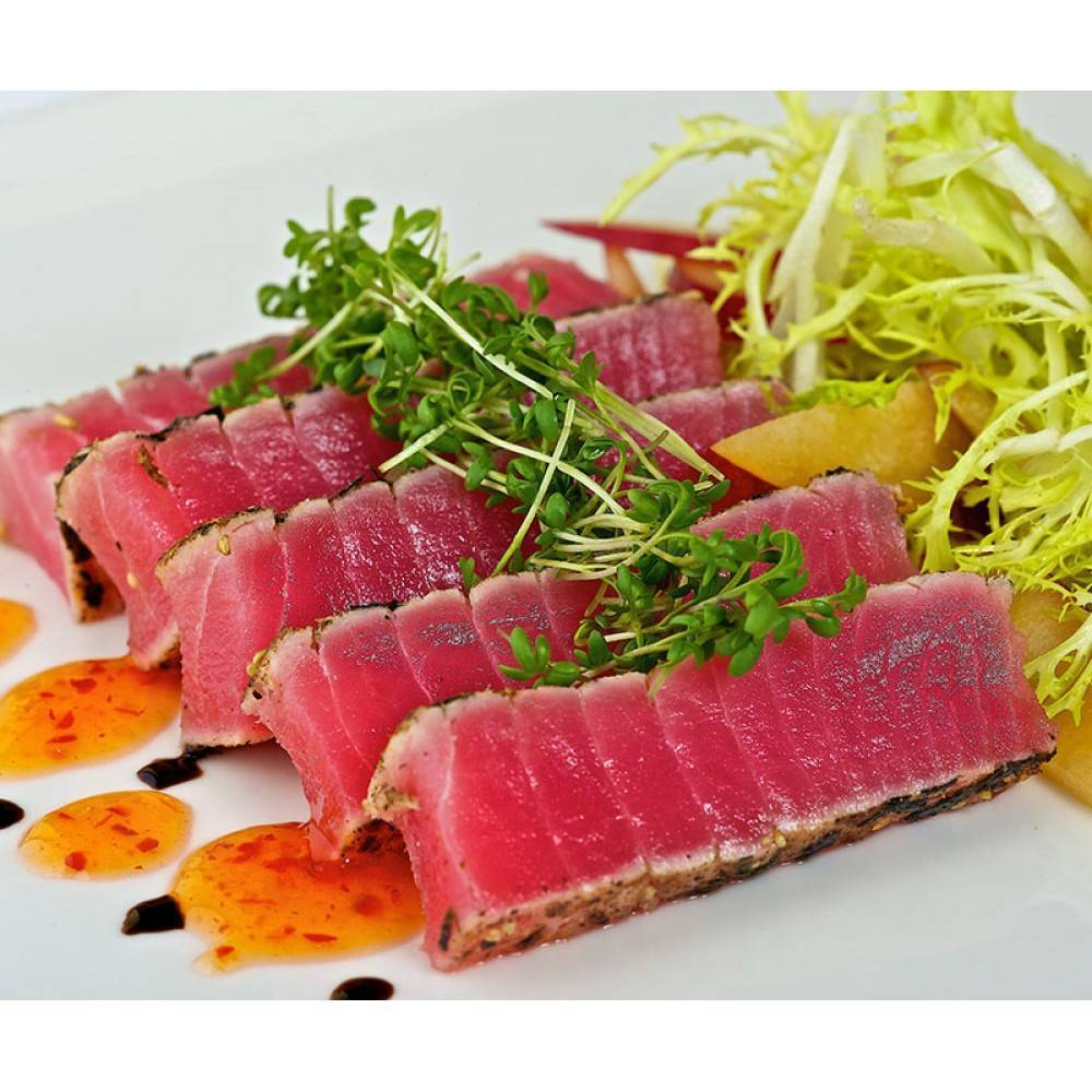 Как приготовить свежемороженого тунца – 5 вкусных рецептов