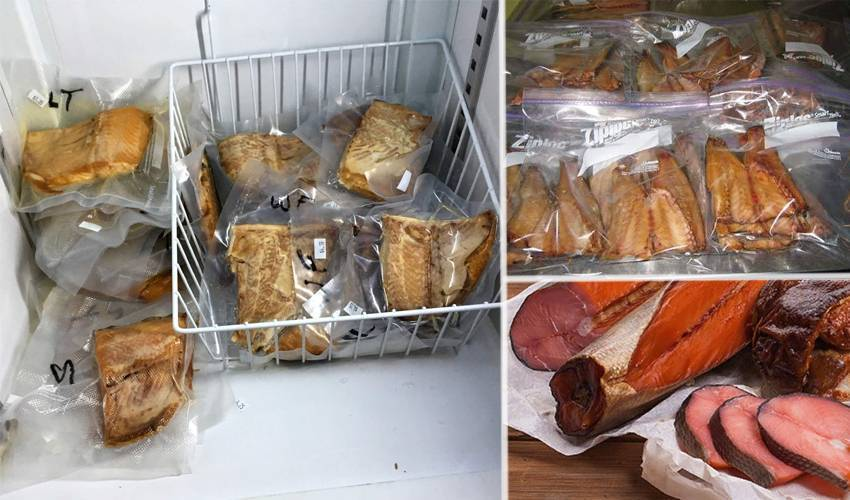 Сколько можно и как хранить свежую рыбу в холодильнике и без него