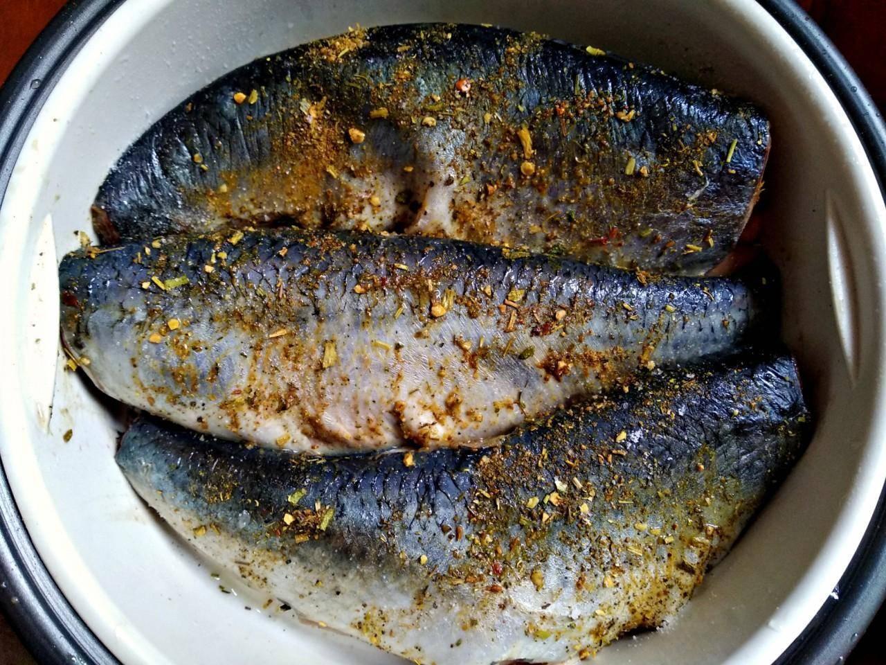 Как приготовить рыбу на пару в мультиварке