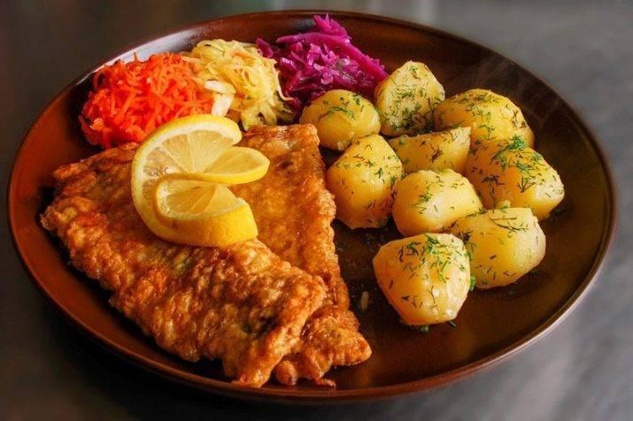 Гарнир к рыбе - лучшие идеи для жареного, запеченного или соленого основного блюда