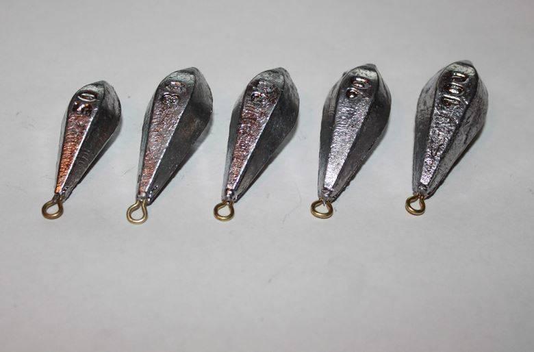 Скользящие грузила (22 фото): груз-капля для поплавочной и донной удочки, другие грузики для рыбалки, монтаж и использование