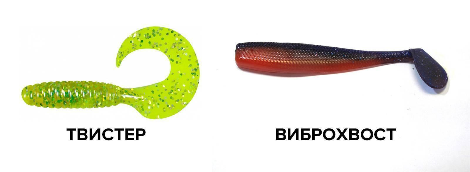 Силиконовые приманки на окуня: лучшие виды, размеры, цвета