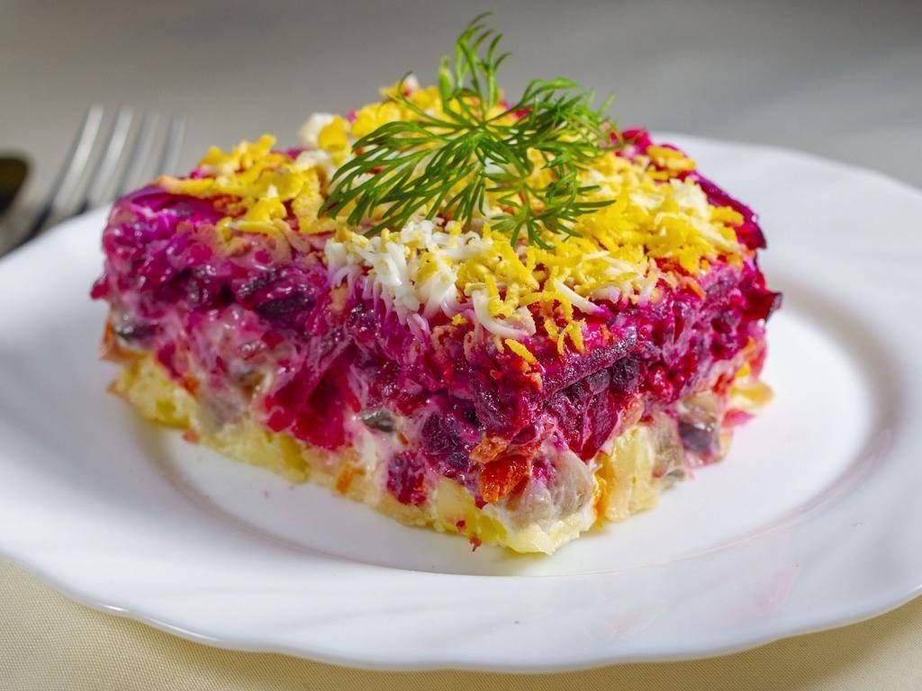 Салат шуба с семгой — правильные рецепты. быстро и вкусно готовим салат шуба с семгой. - womens-24