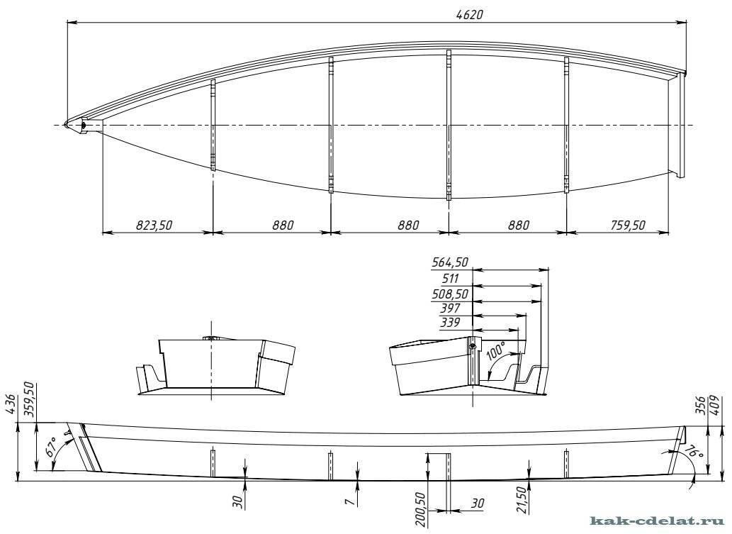 Алюминиевые лодки российского производства - обзор моделей и их цены