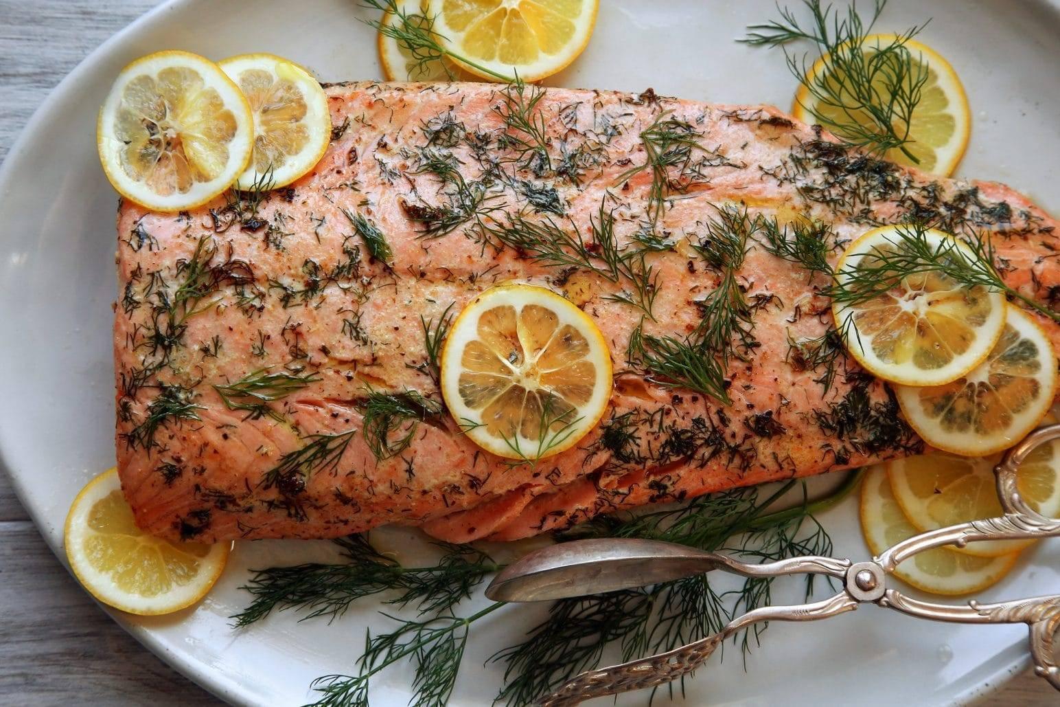 Форель в духовке с картошкой: домашние рецепты