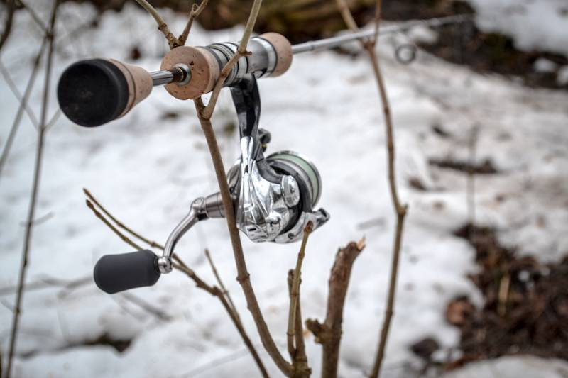 Кольца для спиннинга - разновидности пропускных колец, как заменить/поменять на удилище, видео
