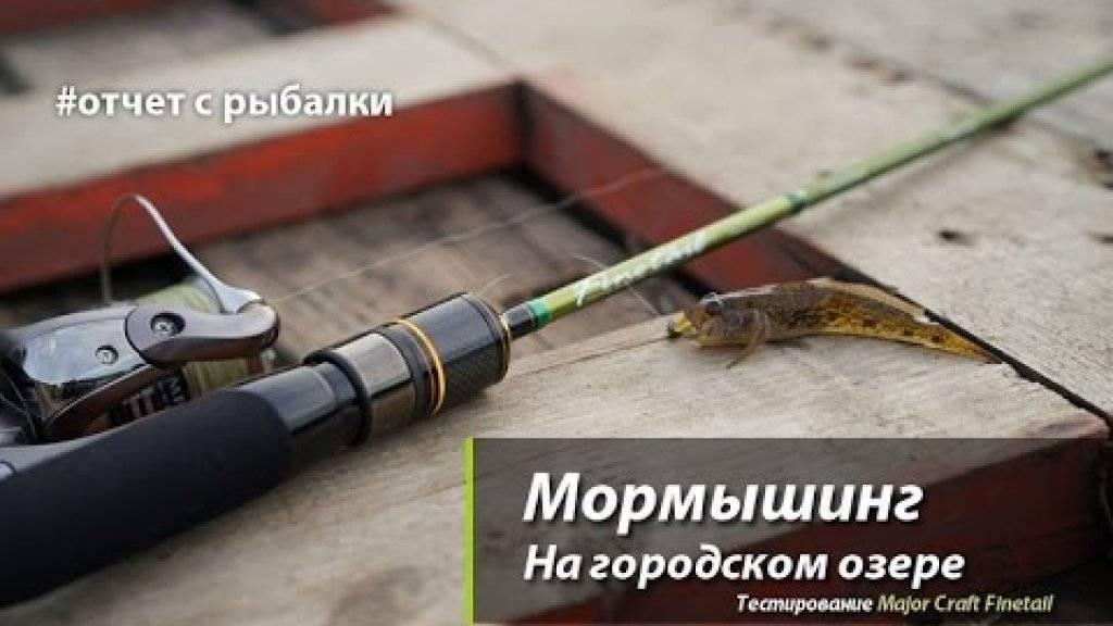 Летняя мормышка – спиннинговая ловля приманками сверхлегкого веса