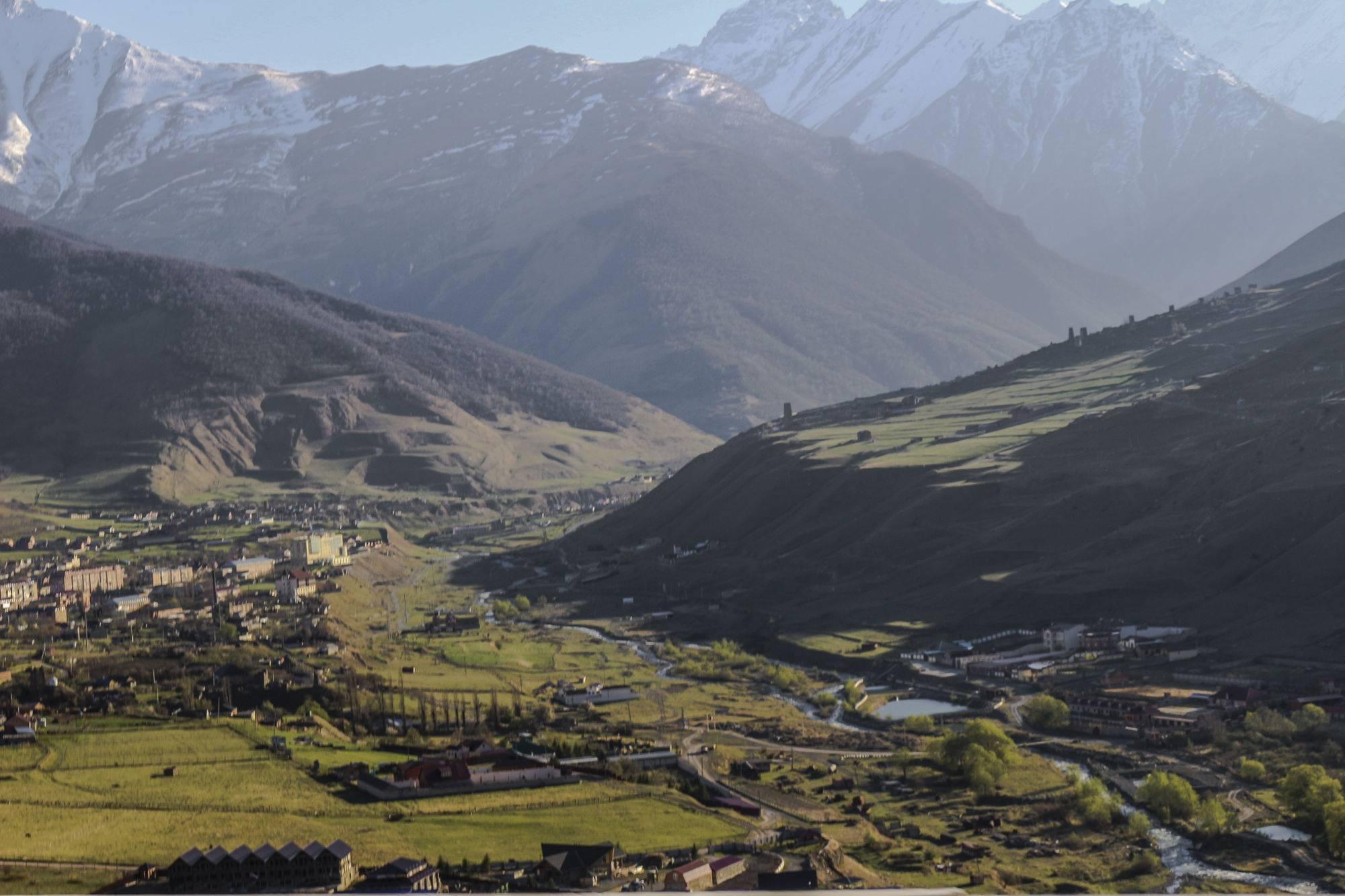Кавказский узел | общие сведения о республике северная осетия - алания