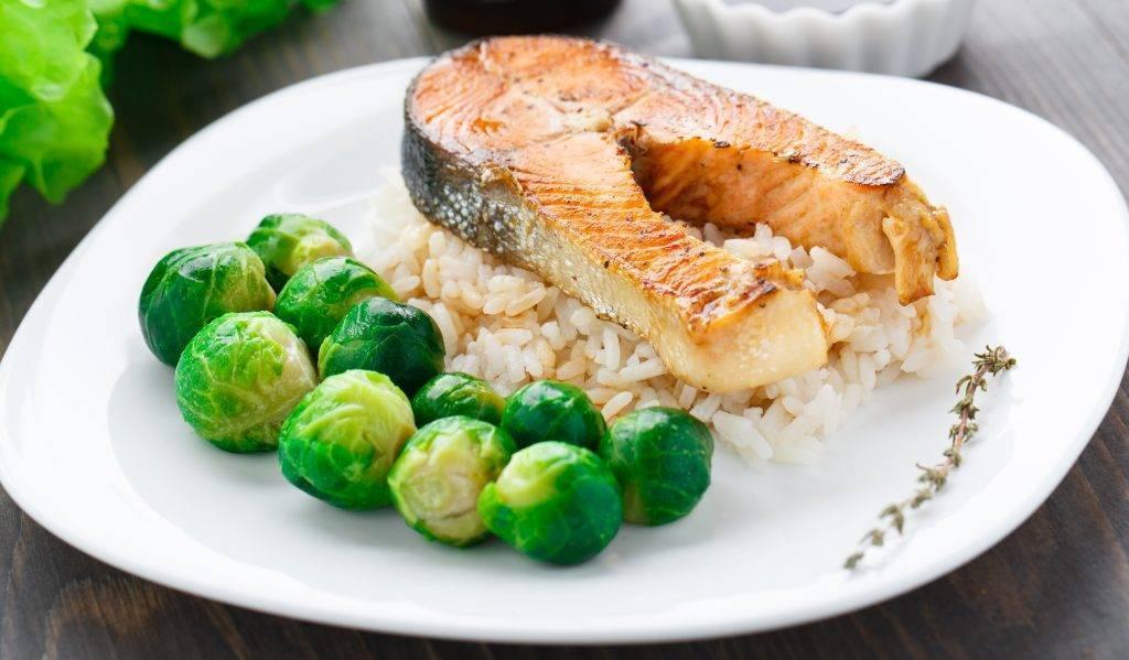 Гарнир к рыбе — простые рецепты приготовления овощных гарниров