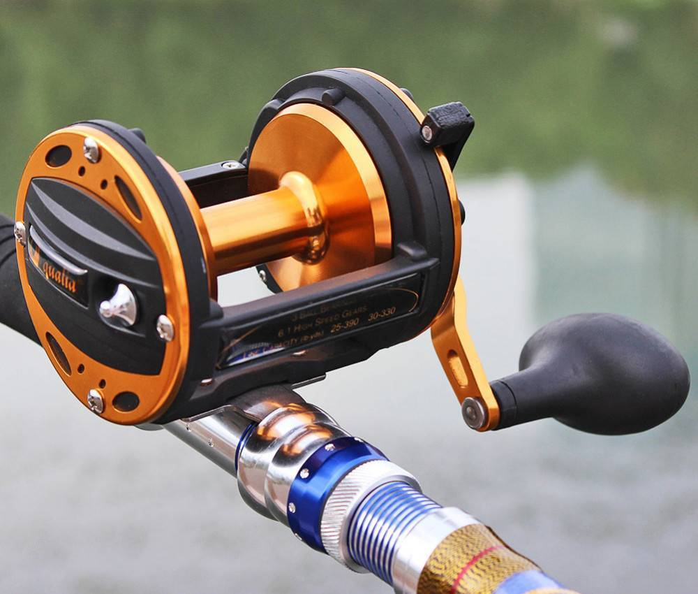 Как выбрать безынерционную катушку для джиговой ловли: особенности и правила выбора   все о рыбалке в израиле