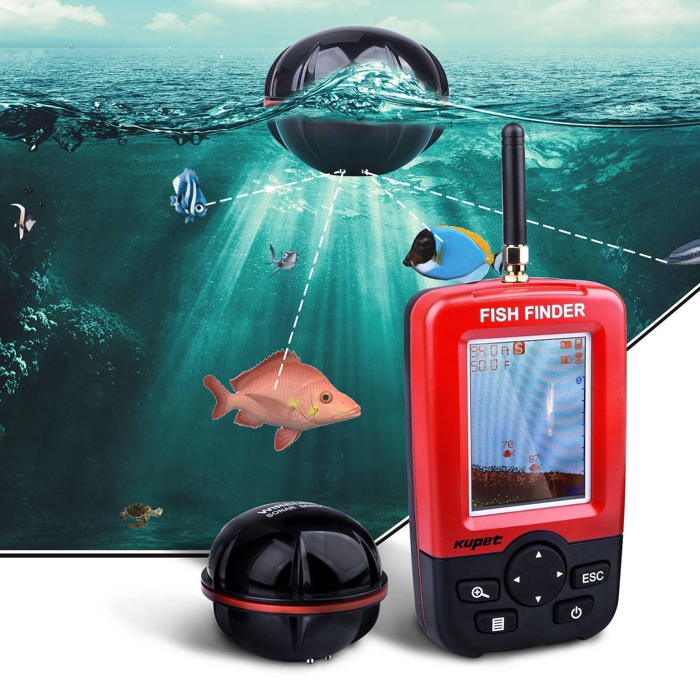 Беспроводной эхолот Fishfinder