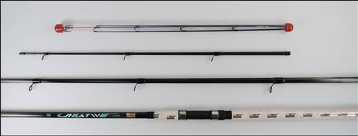 Выбор фидера для рыбалки